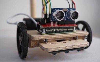 Meet Floella, our house robot