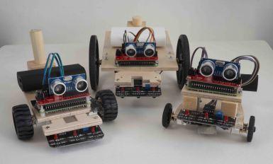 Summer School 2017 Robots