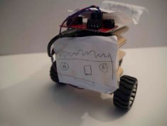 Leo and Ben's robot