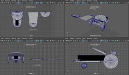 Raphael's CAD robot design